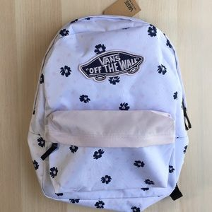 Vans 🏁Realm Backpack 🎒🔥NWT 🔥